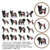Mini Dog Motiffs 1