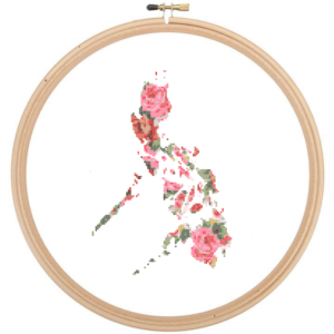 Philippines cross stitch